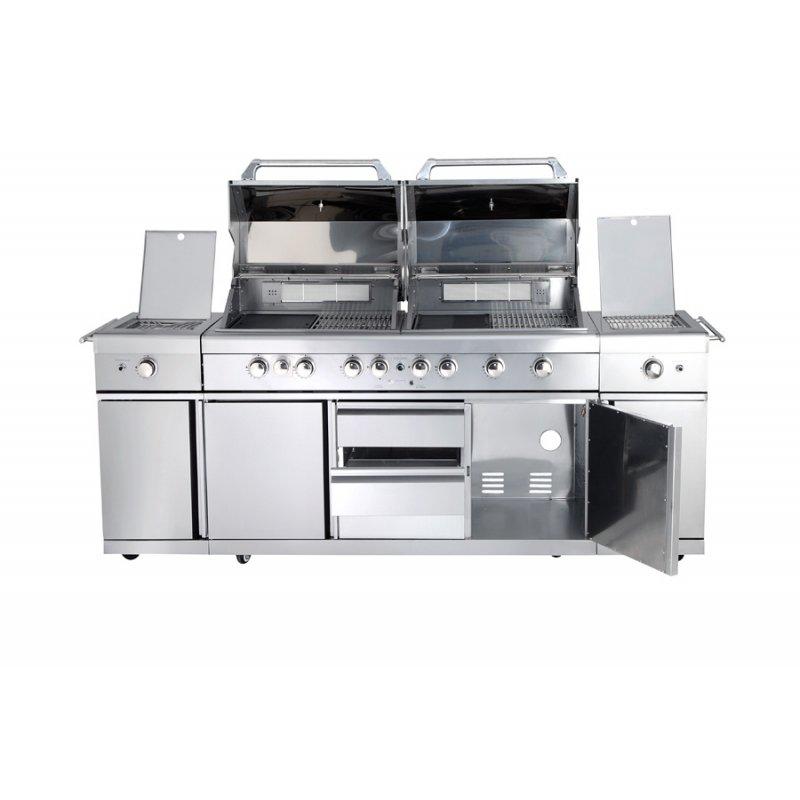 Allgrill® Gasgrill Outdoorküche \