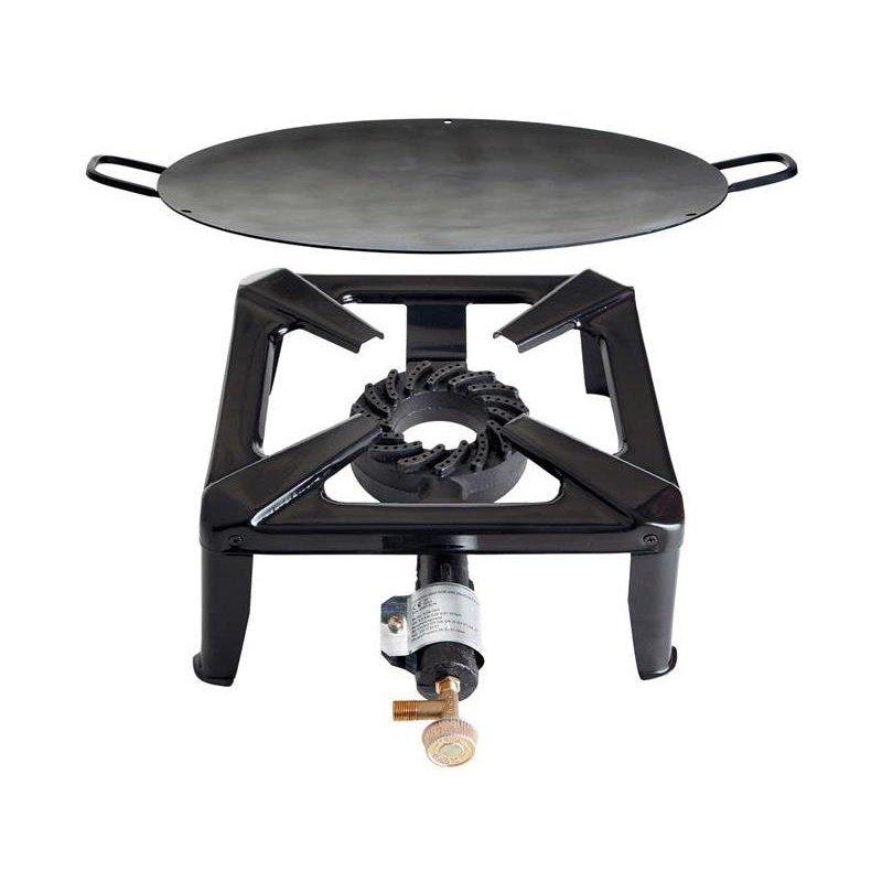 hockerkocher set klein mit eisen wok grillschale 50 cm ohne z ndsicherung. Black Bedroom Furniture Sets. Home Design Ideas