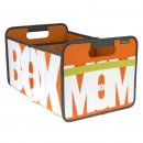 meori Faltbox Classic Large 30l Mandarine Orange MOM